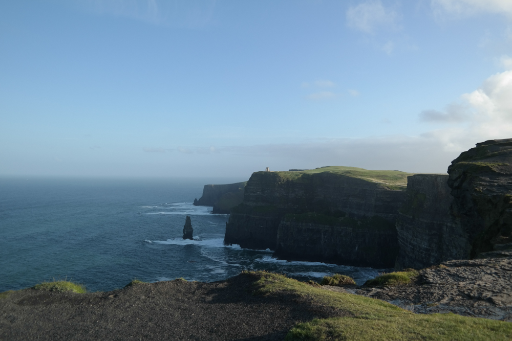 Auf dem Burren Way von Doolin nach Lahinch